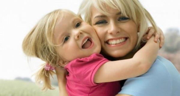 روابط مادر و كودك