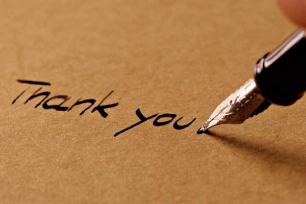 سپاسگزاري